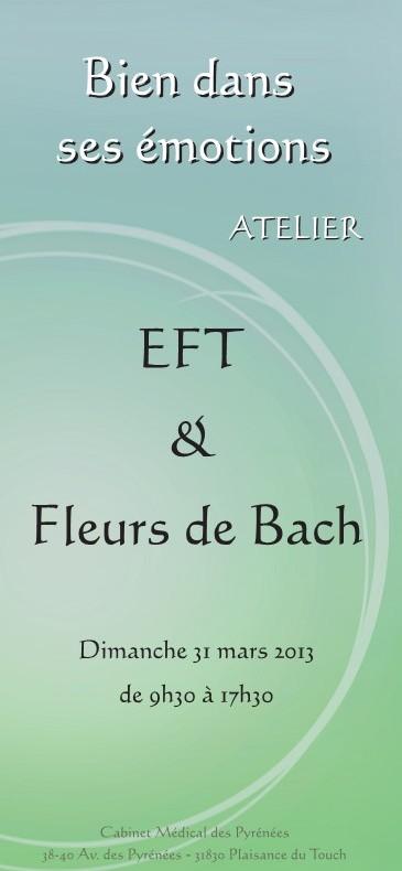 Atelier EFT Fleurs de Bach - Toulouse